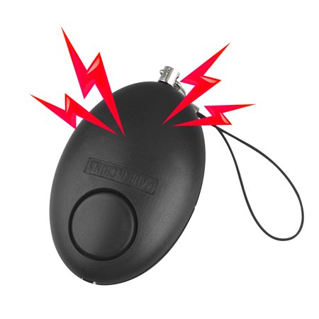 - Safe sound 120dB Personal Alarm Self-defense Keychain Emergency Attack Anti-rape