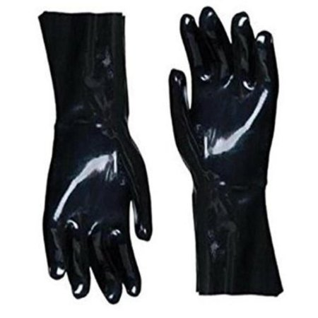 Artisan Griller Insulated Barbecue Gloves * Best Heat Resistant Neoprene For Handling Food Right On Your Smoker, Fryer or Grill * Use For Cooking & Handling Turkey Fryers, Smokers, BBQ's, Pulling Pork