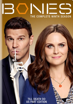Bones: The Complete Ninth Season (DVD) by 20th Century Fox