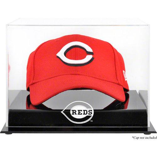 MLB - Cincinnati Reds Acrylic Cap Logo Display Case