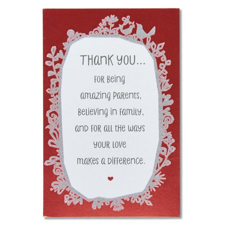 American greetings anniversary card for parents with glitter american greetings anniversary card for parents with glitter m4hsunfo