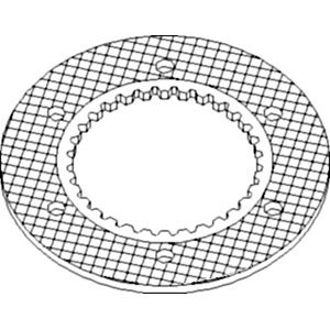 70261212 New Clutch Plate Assembly For Allis Chalmers D15