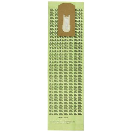 Non Vac (Oreck XL 2000 8000 9000 Non Dock Upright Hypo Allergenic Style Vac Bags Vac [Single Loose Bag])