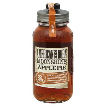 Image of American Born Apple Pie Moonshine, 750 mL
