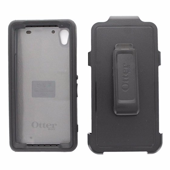 newest 6c6fd 6d276 OtterBox Defender Series Case for Sony Xperia Z3v Black * Cover OEM