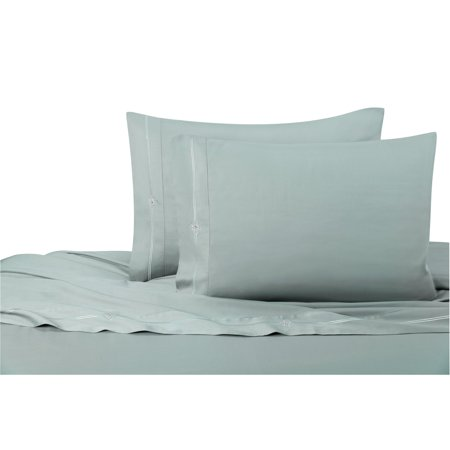 Swarovski Collection Floral Embroidered Sheet Set by Textrade International
