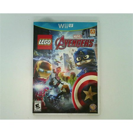 Lego Marvel's Avengers - Pre-Owned (Wii - Black Widow Avengers Wig