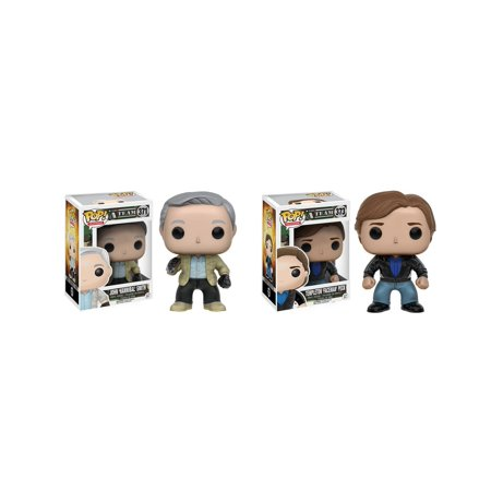 Funko Pop  Television The A Team  Hannibal And Face Toy Action Figures   2 Piece Bundle