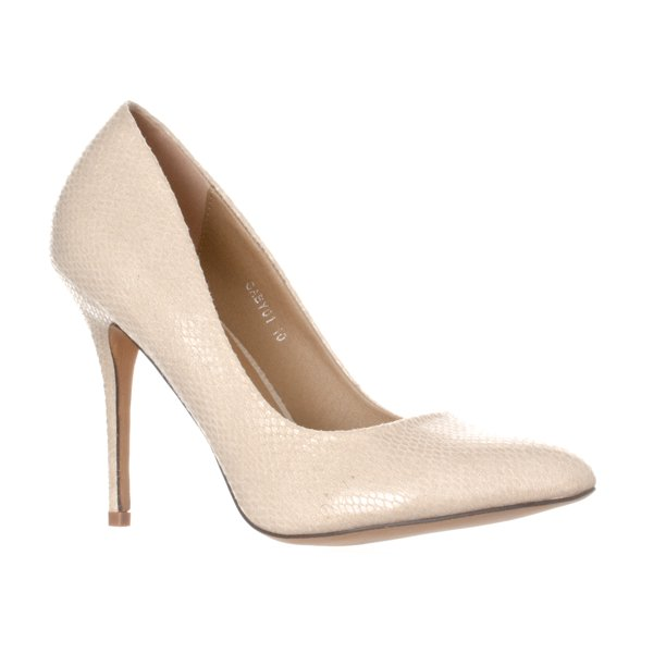 Riverberry Womens Gaby Pointed, Closed Toe Stiletto Pump
