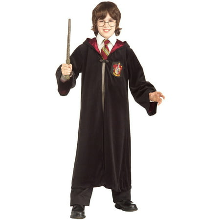 Harry Potter Premium Gryffindor Robe Child Halloween Costume - Harry Potter Halloween Costume