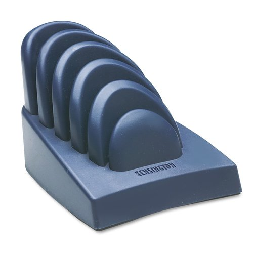 Acco Brands Kensington Insight Priority Puck 5-Slot Desktop Copyholder by KENSINGTON COMPUTER
