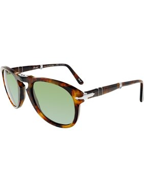 794da41ce5 Product Image Persol Men s Polarized PO0714-108 58-52 Brown Oval Sunglasses
