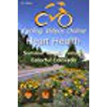 Colorado Heart - Heart Health. Summer Roads Through Colorful Colorado. Blu-Ray Edition. Virtual Indoor Cycling Training / Spinning