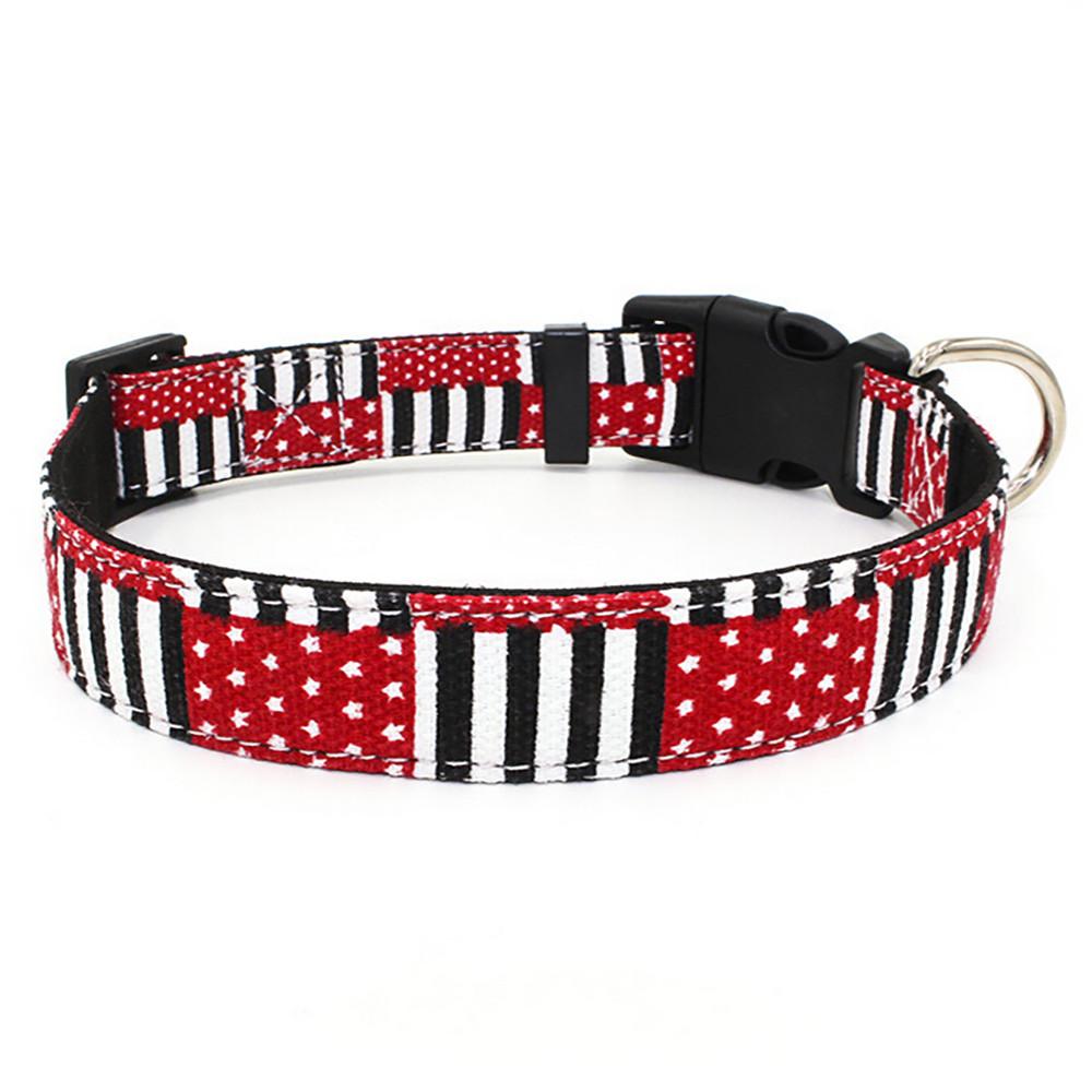Microfiber Pet dog Adjustable Collar Cat Puppy Necklace