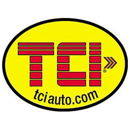 TCI DCL-TCI Torque Converter Contingency Decal (Tci Converter)