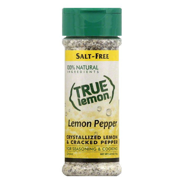True Lemon Shaker, Pepper, 2.65 Ounce