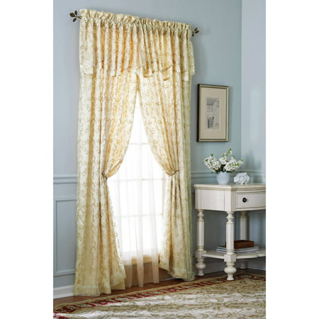 Better Homes And Gardens Heather Window Curtain Panel 54