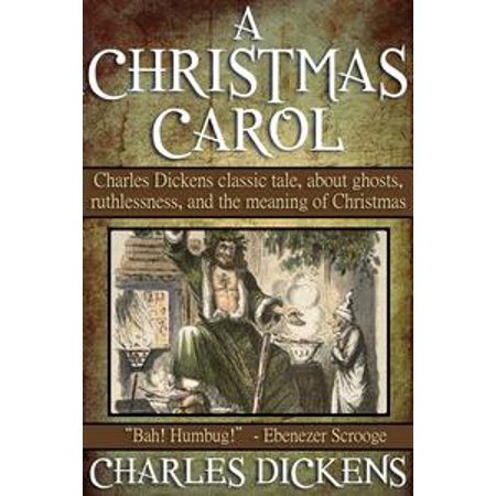A Christmas Carol: With 20 Illustrations and a Free Audio Link. - eBook