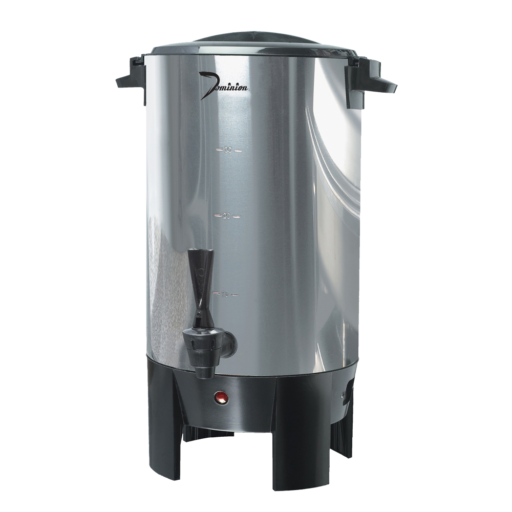 Dominion DK30 dk30- 30-cup Stainless Steel Coffee Urn