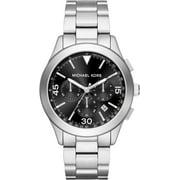 Michael Kors Men's Gareth MK8469 Silver Stainless-Steel Quartz Fashion Watch
