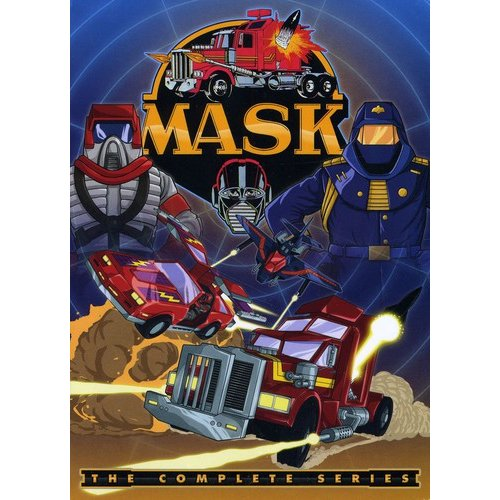 M.A.S.K.: The Complete Series (Full Frame)