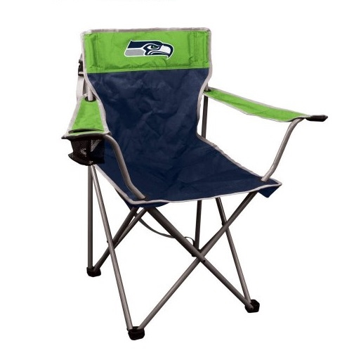 Seattle Seahawks  KickOff Chair - Folding Tailgate - Camping