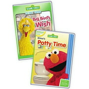 Elmo's Potty Time/Elmo's World: Big Bird's Wish (DVD)