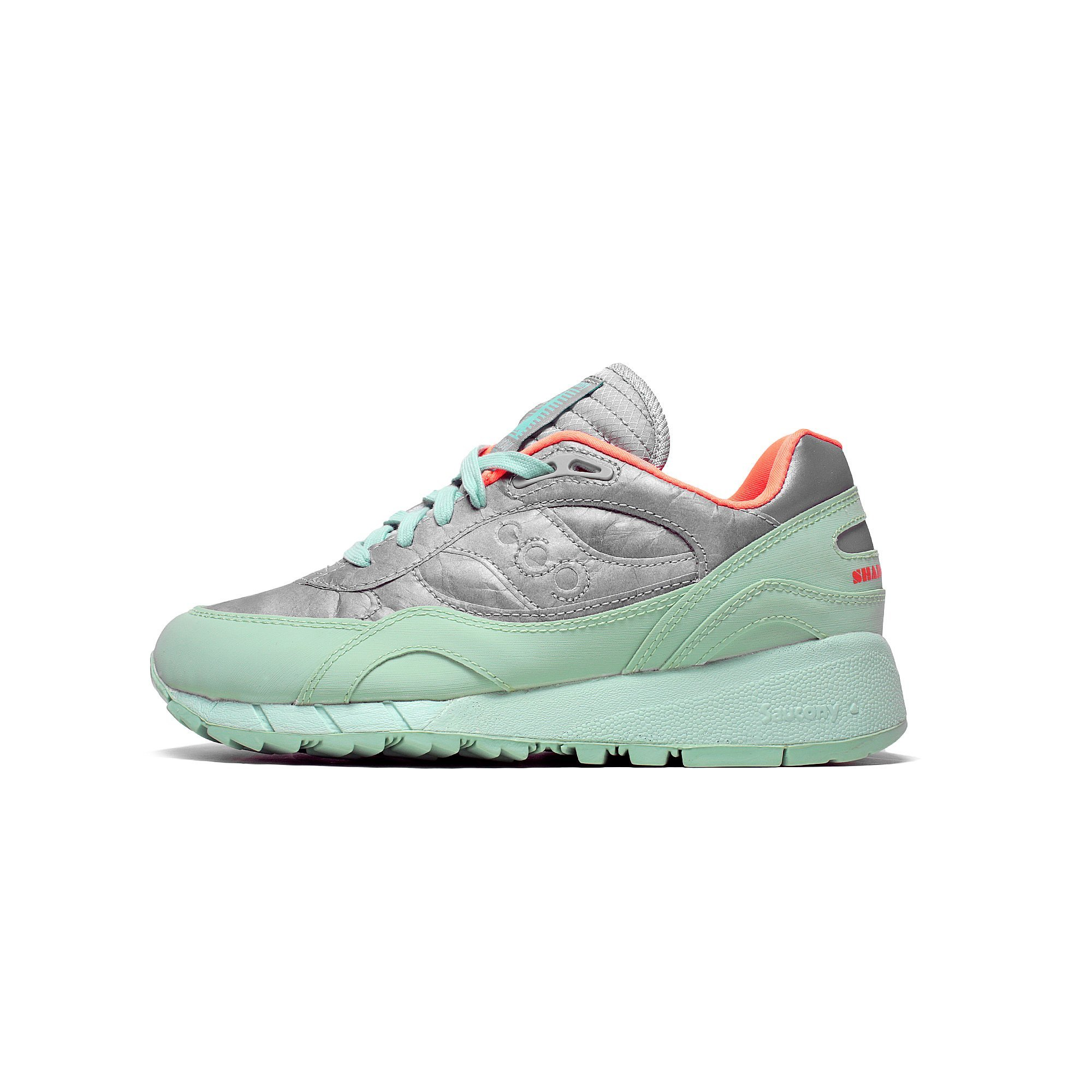 Mens Saucony Shadow 6000 MD Space Blue Grey S70345-1 by