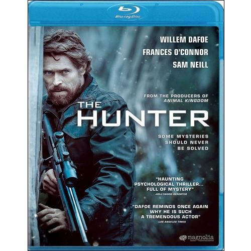 The Hunter (Blu-ray) (With INSTAWATCH)