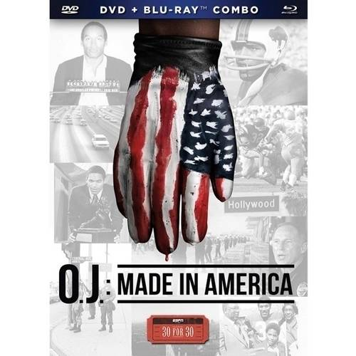 ESPN O.J.: Made In America (Blu-ray   DVD   Digital HD)