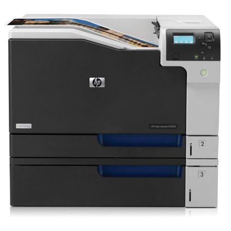 HPE Refurbish Color LaserJet Enterprise CP5525N Wide Format Color Laser Printer (HPECE707A) - Seller Refurb