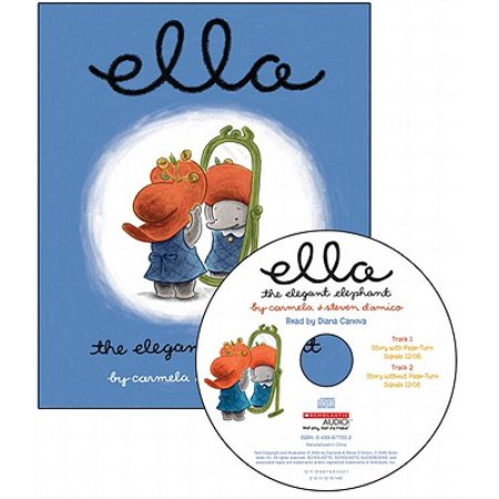 Ella the Elegant Elephant Read