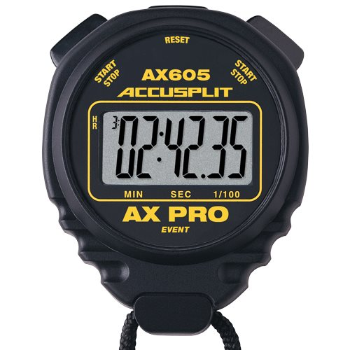 Accusplit AX Professional Event Stopwatch
