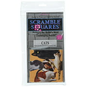 Scramble Square Puzzle: World's Most Challenging Puzzle ?? - Cat