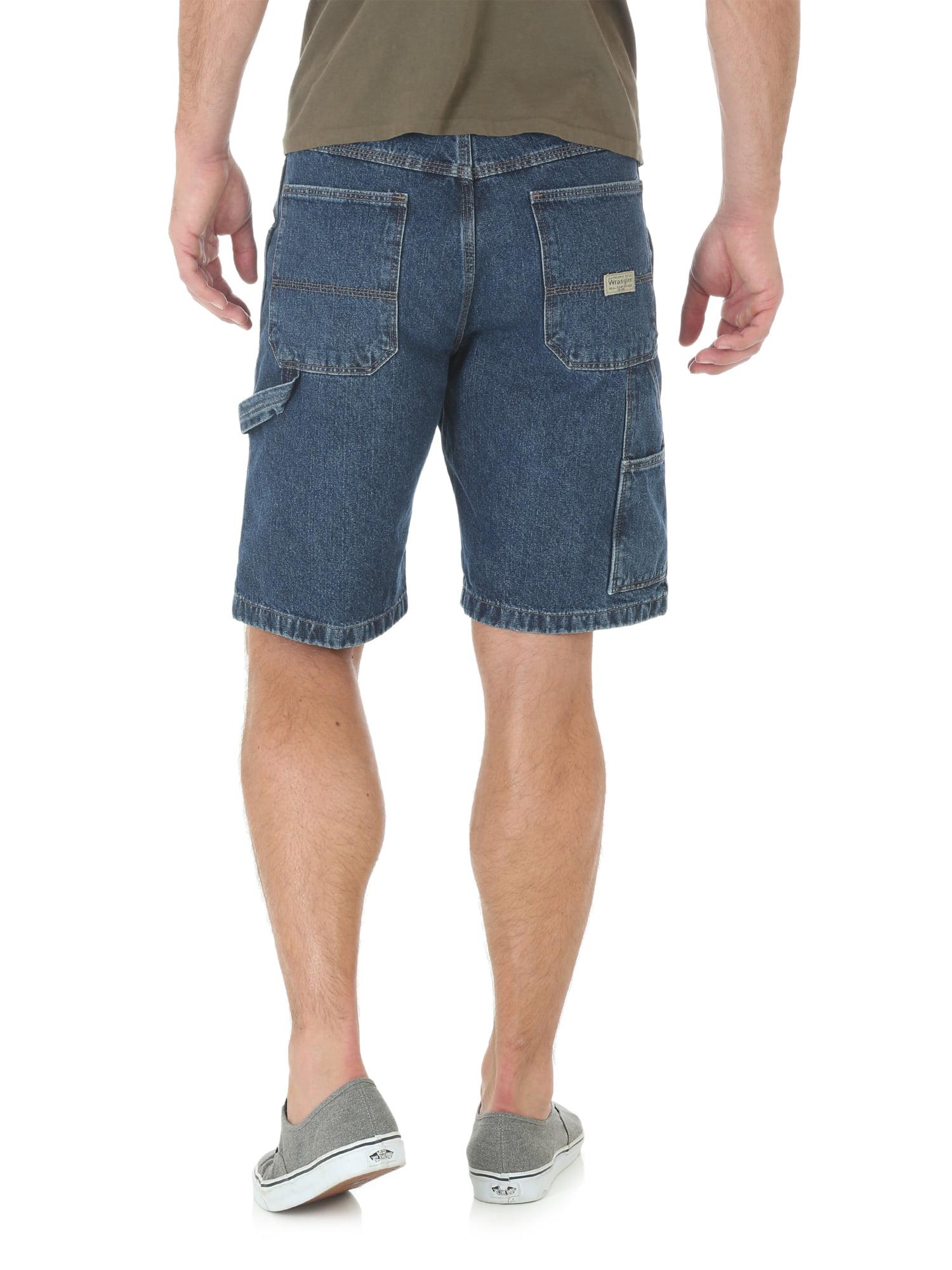 a187625404 Wrangler - wrangler men's carpenter short - Walmart.com