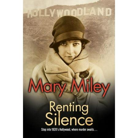 Renting Silence : A Roaring Twenties Mystery