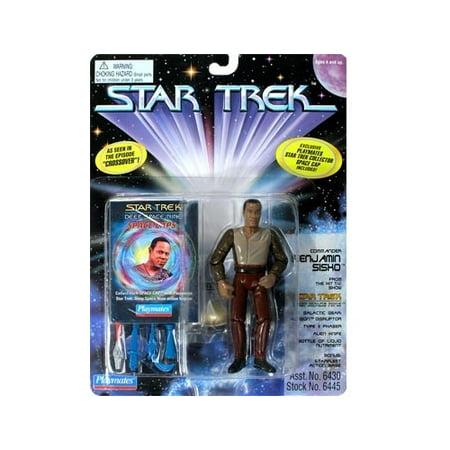 Star Trek: Deep Space Nine Series 3 Commander Sisko from Crossover Action Figure - Space Commander