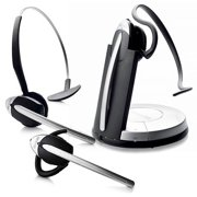 Jabra GN9350e Mono Wireless DSP Office Headset Connects to Deskphone / Computer (9326-607-405)