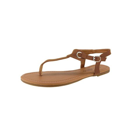 Sandalup Women Clearance Summer Sandals Shoes, Black Slippers Flip Flops for Women, Clearance Flat Sandals with Buckle Shoes Sale for Women