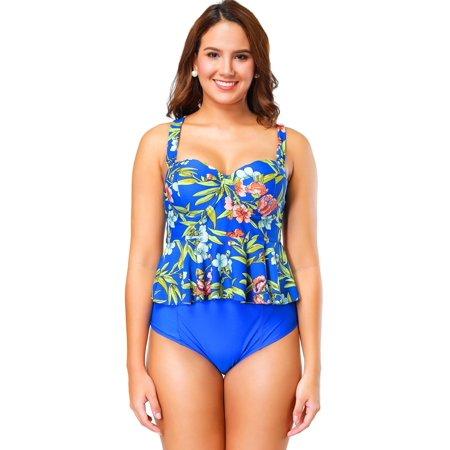 5717ee59c9a Senfloco - Senfloco Plus Size Swimwear