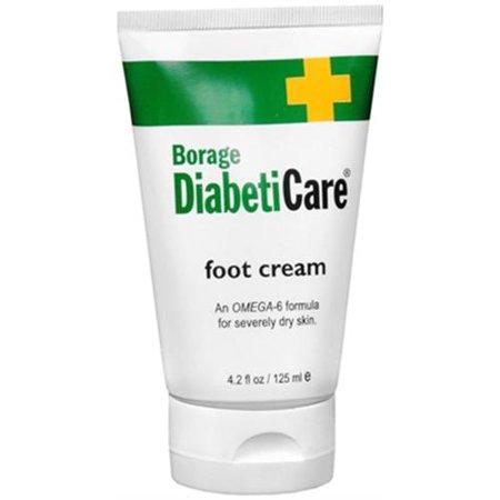 DiabetiCare Crème Pieds 4,20 oz (Pack de 6)