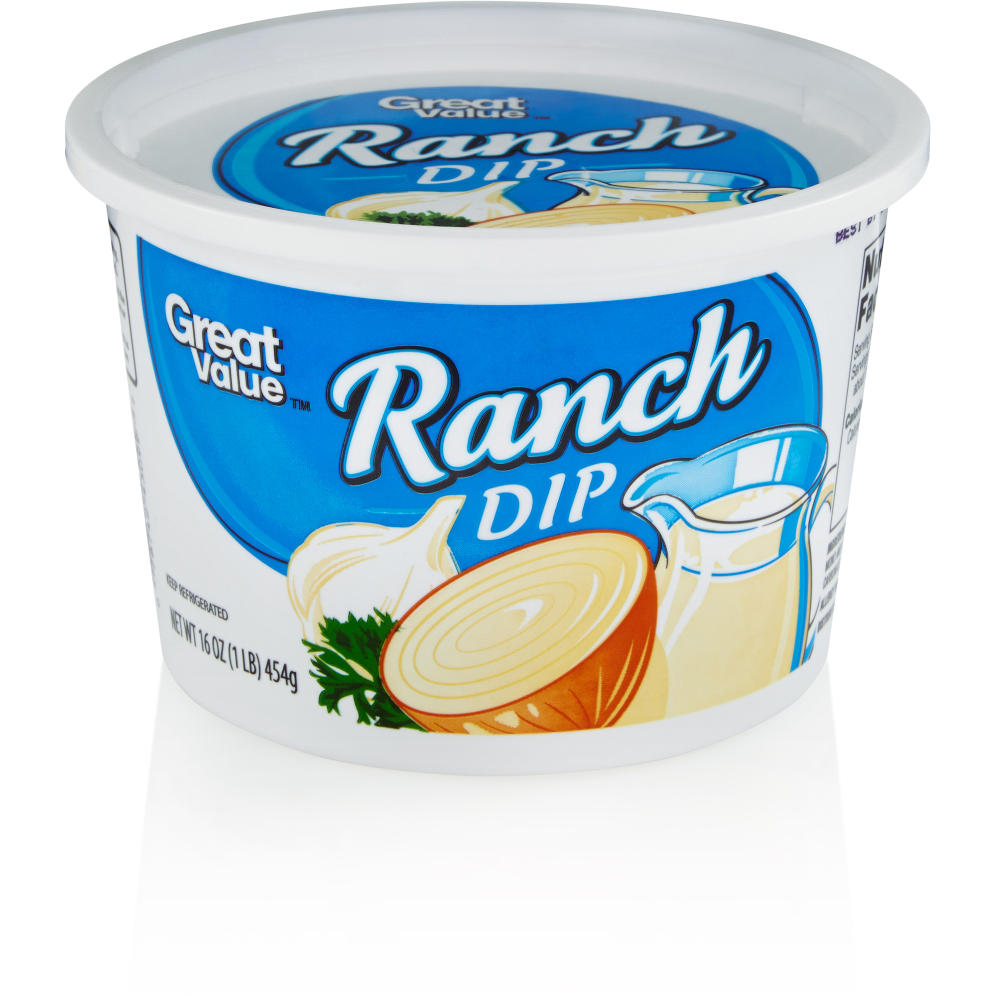 Great Value Ranch Dip, 16 oz