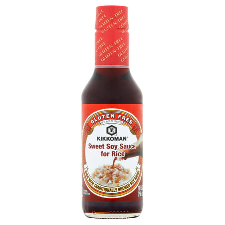 Soy Sweet Soy Sauce - Kikkoman Sauce Sweet Soy For Rice,10 Oz (Pack Of 6)