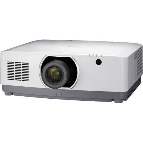 NEC Display PA803UL 3D Ready LCD Projector 1080p HDTV Ceiling, Rear, Front 20000 Hour Normal Mode 1920 x 1200 WUXGA... by NEC
