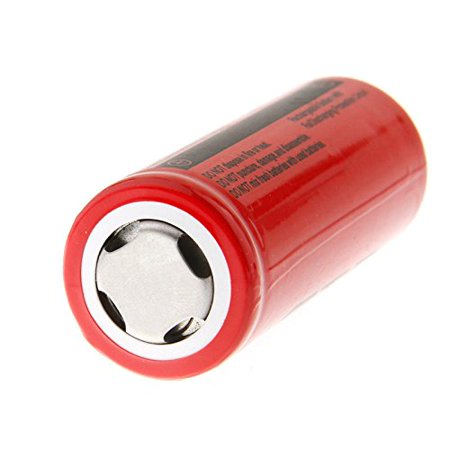 3.7V 26650 8800mAh Li-ion Rechargeable Battery - 8 800 Mah Battery Pack