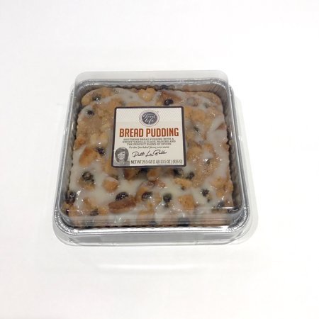 Patti LaBelle Southern Bread Pudding with Raisins and a Sweet Vanilla Glaze, 29.5 oz