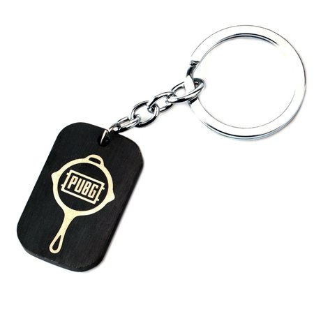 PUBG Keychain Key Ring Character Cartoon Superhero Gaming Console PC Games Logo Theme Cosplay Premium Quality Detailed Jewelry Gift Series by Superheroes - Superhero Characters