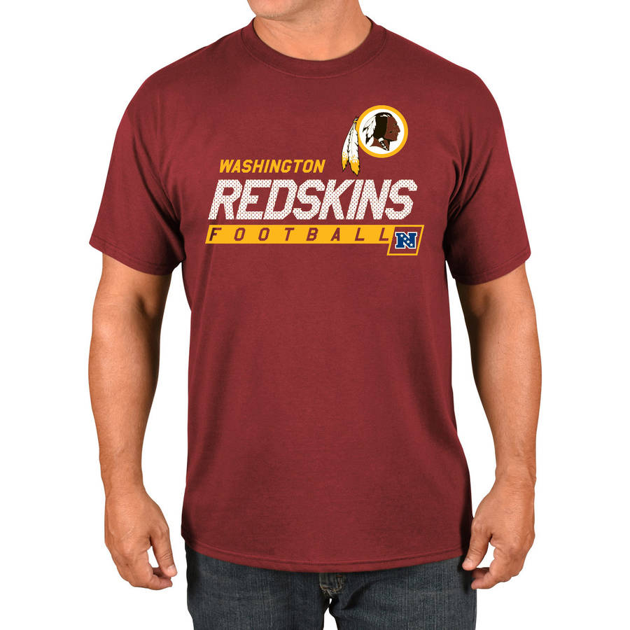 NFL Washington Redskins Big Men's Basic Tee
