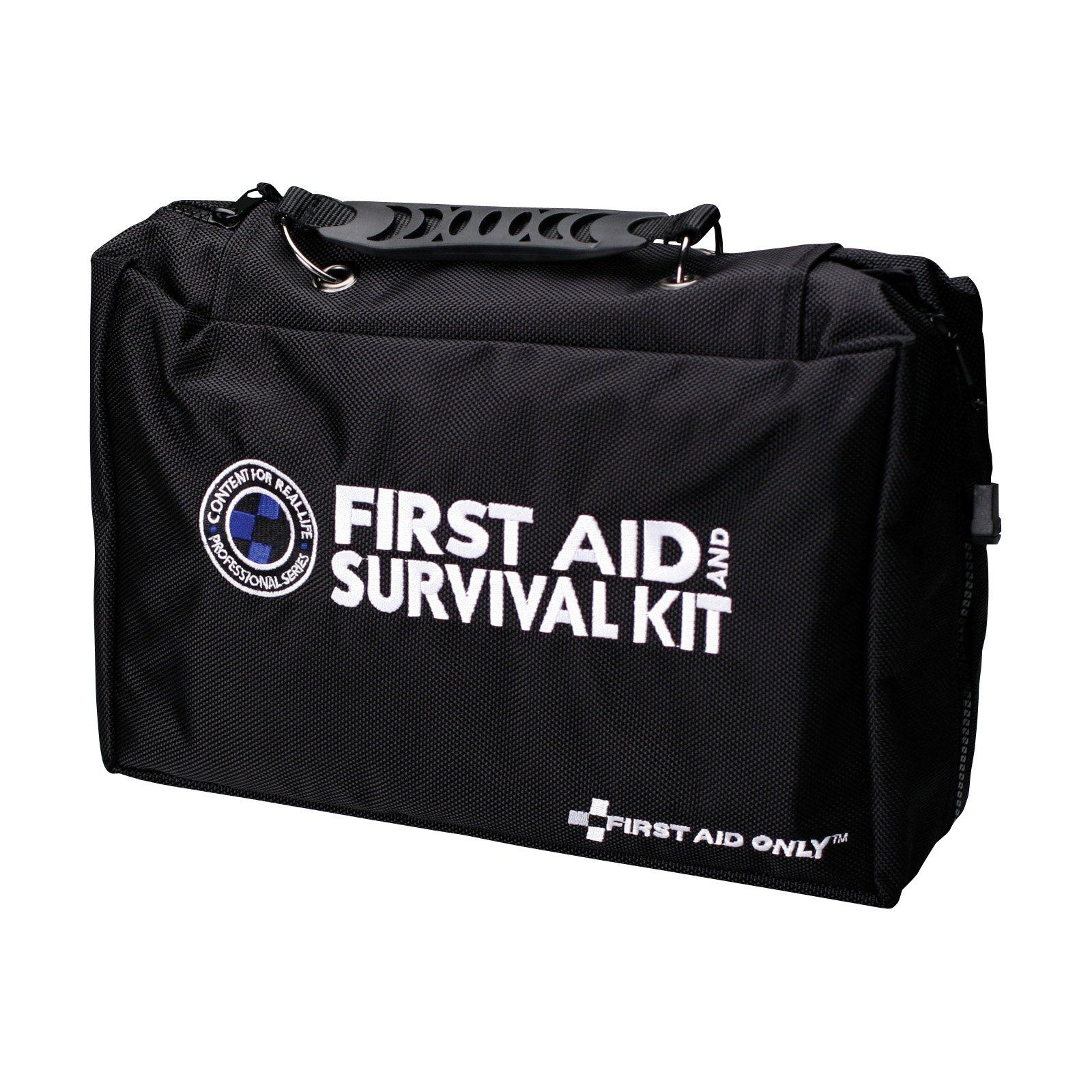 First Aid Only Survival First Aid Kit - 167 Pieces