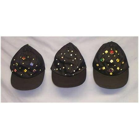 Gemstones-Studded Baseball Caps Hats For Women - Vintage Style (WomCap29  ZW) (Vintage Style Baseball Cap)